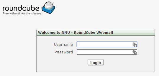 Using Roundcube Webmail | IT Services
