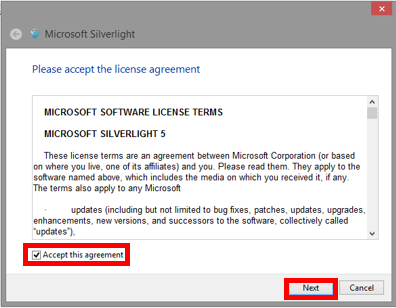 Troubleshooting Microsoft Silverlight | IT Services