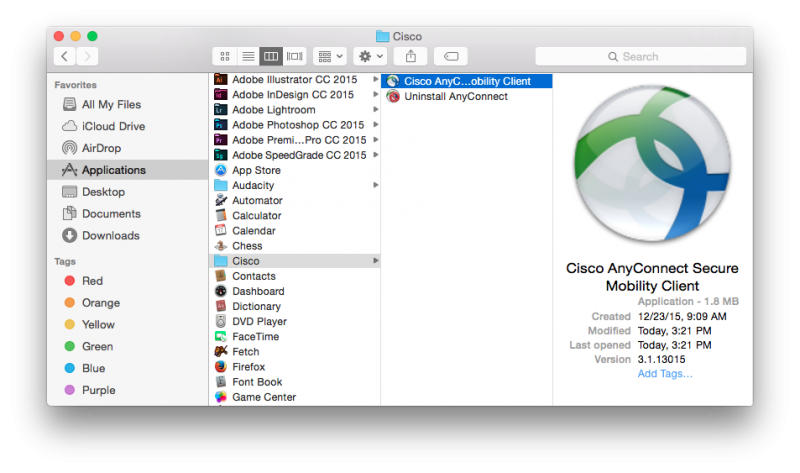 Cisco Vpn Client For Mac Os X - bolemet's blog