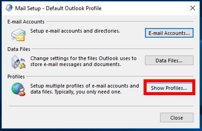 Adding a POP Account to an Existing Outlook Profile | IT