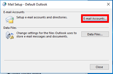 Adding a POP Account to an Existing Outlook Profile   IT