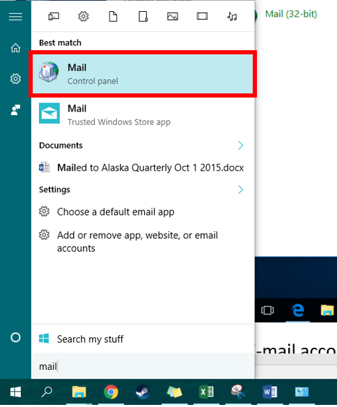 how to disable windows mail windows 10