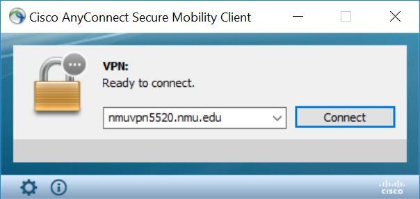 Install Cisco VPN Client | IT Services
