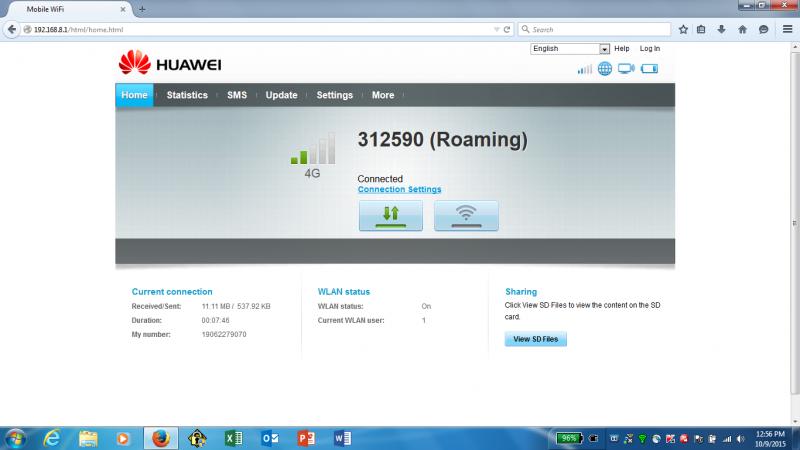 Huawei e5372 firmware