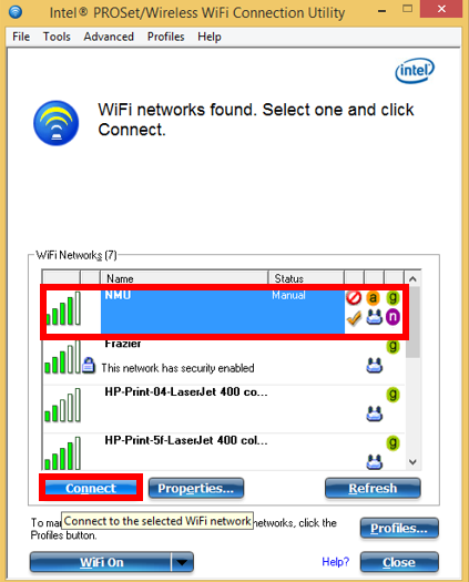 Intel proset/wireless software for bluetooth for windows 7.