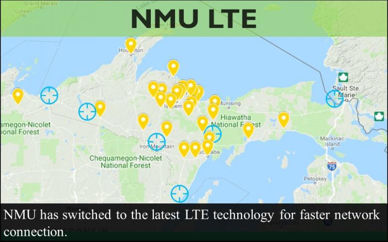 NMU LTE